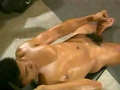Well hung black stud gets slammed
